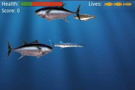 Food Chain Lite- screenshot thumbnail
