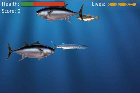 Food Chain Lite- screenshot