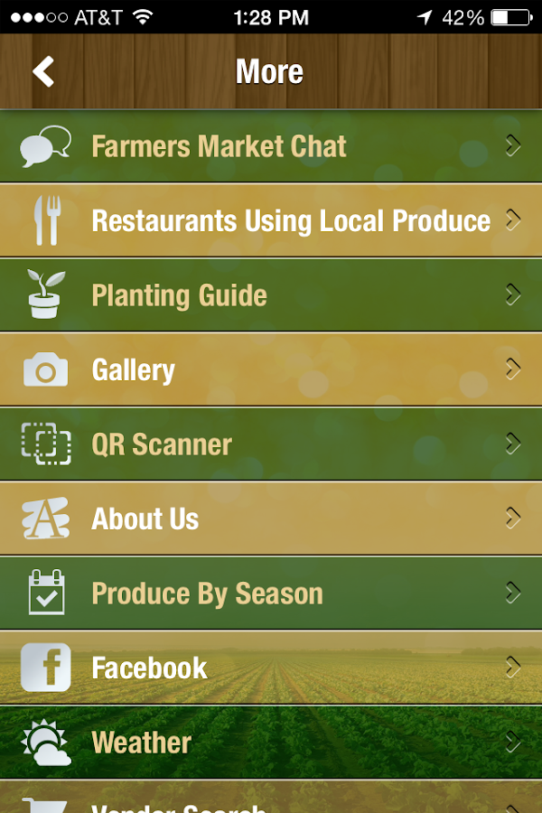 Mississippi Farmers Market - screenshot