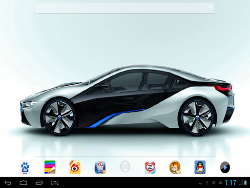 ... HD Live Wallpapers Of BMW Cars ...