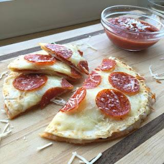 Ultimate Pizza Quesadilla