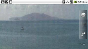 Screenshot of Webcam Wallpaper