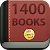 1400 Books file APK Free for PC, smart TV Download