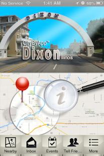 CityByApp® Dixon!- screenshot thumbnail