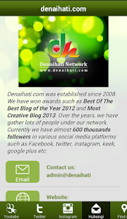 Denaihati Network- screenshot thumbnail
