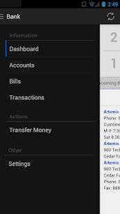 Henning-OT Bank Mobile - screenshot thumbnail