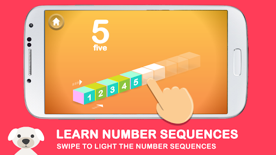 Number Train Early Learning- screenshot thumbnail