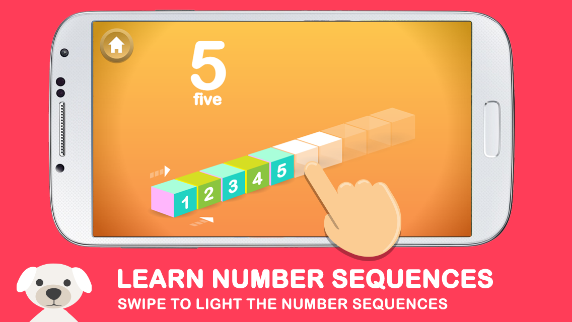 Number Train Early Learning- screenshot