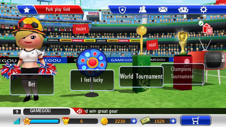 Perfect Kick - Football - screenshot