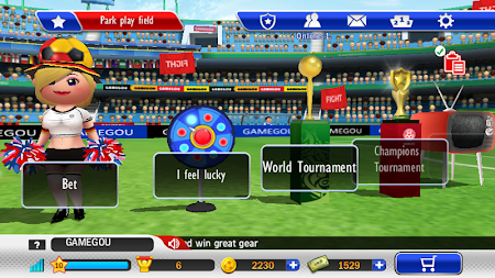 Perfect Kick - Soccer 1.5.5 screenshot 4725