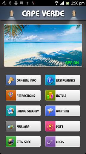 Cape Verde Offline Map Guide