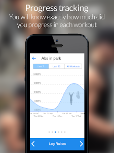 Madbarz Workout App v1.04