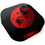 Next Launcher Theme CosMix 3D