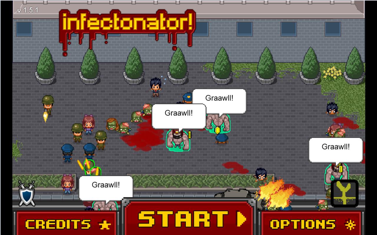 Infectonator screenshot #1
