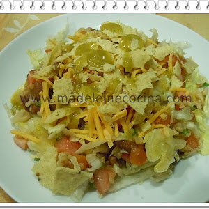 Bean and Rice Salad