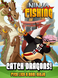 Ninja Fishing Screenshot 8