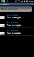 Screenshot of SMS Archive: Save mex * * LITE