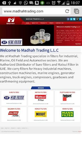 Madhah Trading UAE
