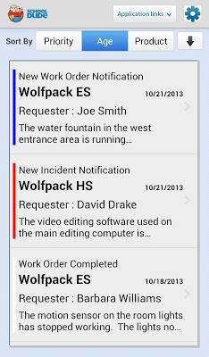 SchoolDude - screenshot