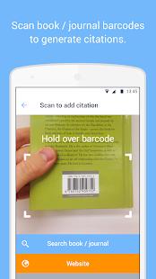 RefME - Citations Made Easy - screenshot thumbnail