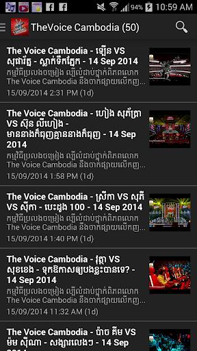 TheVoice Cambodia
