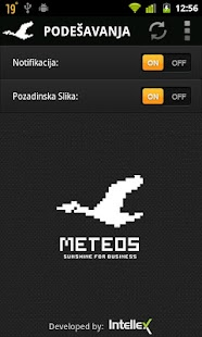 Meteos screenshot