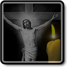 Candle for the repose icon