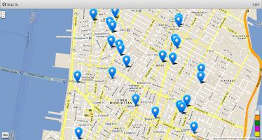 Screenshot of City Informer