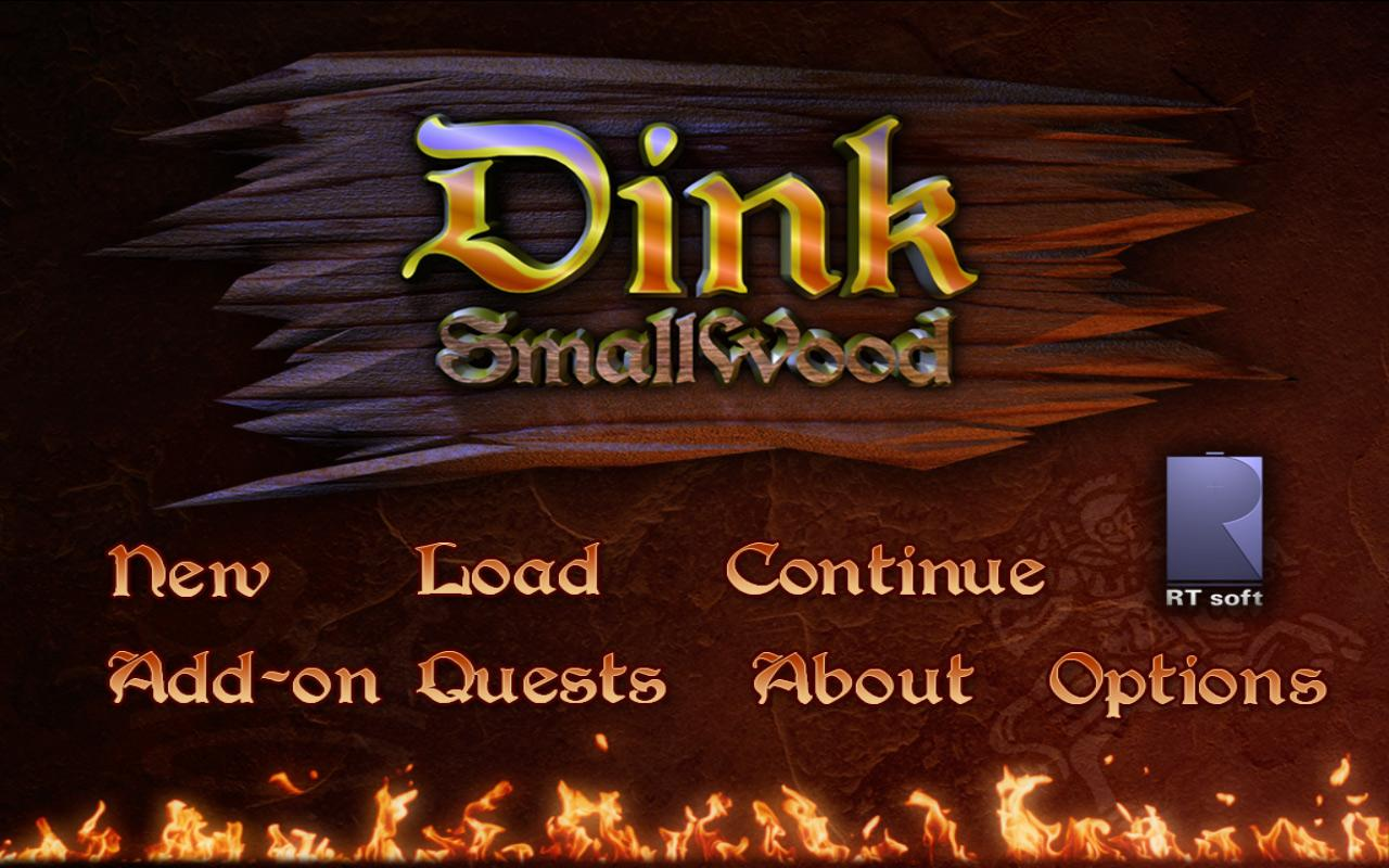 Dink Smallwood HD - screenshot