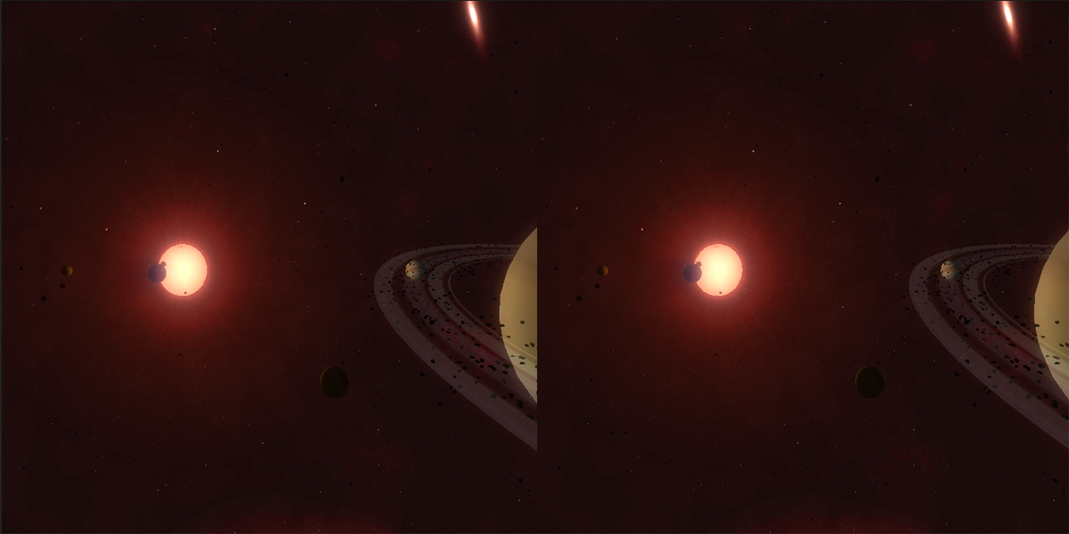 Solar System VR- screenshot
