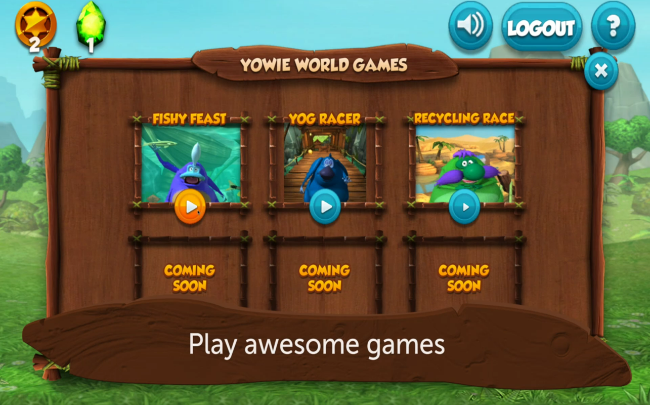 YOWIE WORLD- screenshot