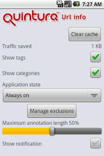 URL Info - screenshot thumbnail