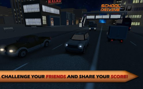 School Driving 3D- screenshot thumbnail