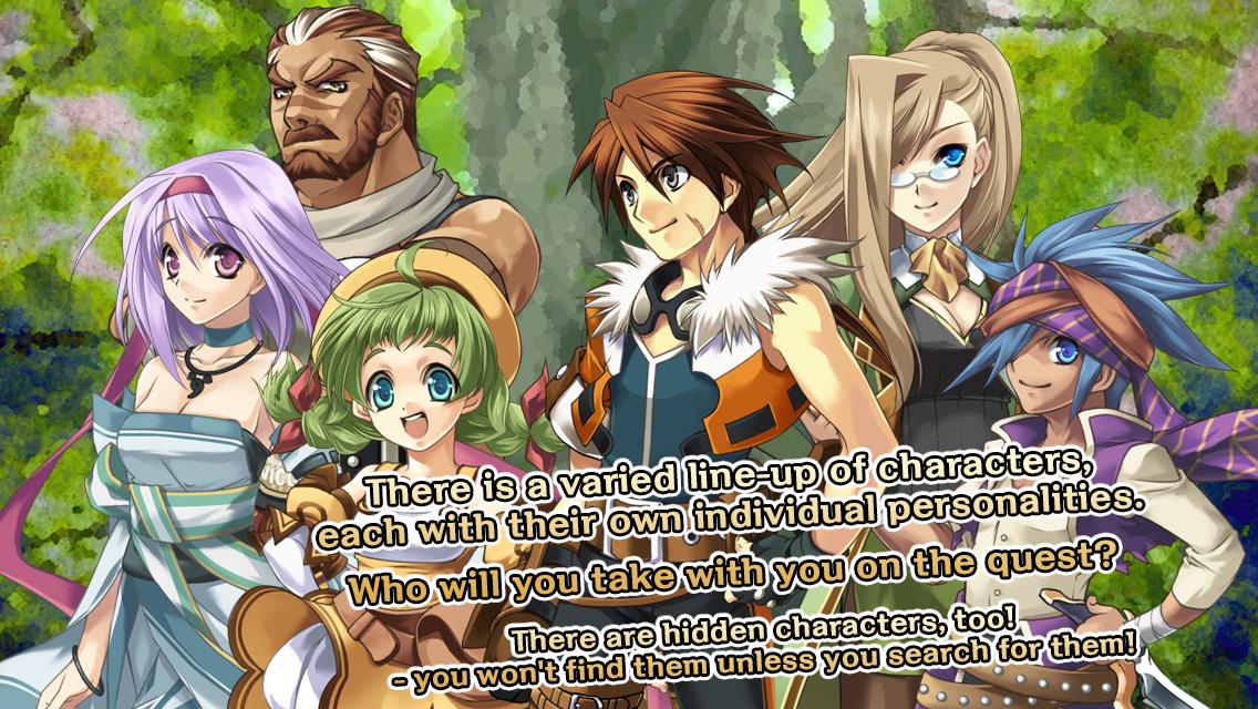 RPG Grinsia screenshot #11