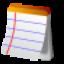 Note Pad logo