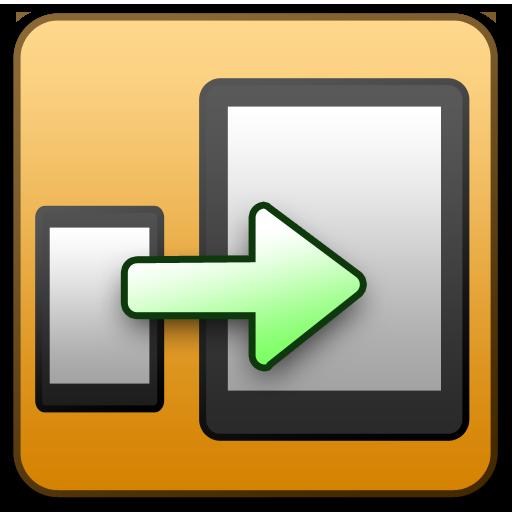 ScreenShare (tablet) LOGO-APP點子