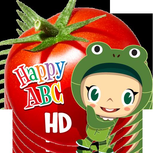 Happy ABC-Fruit LOGO-APP點子