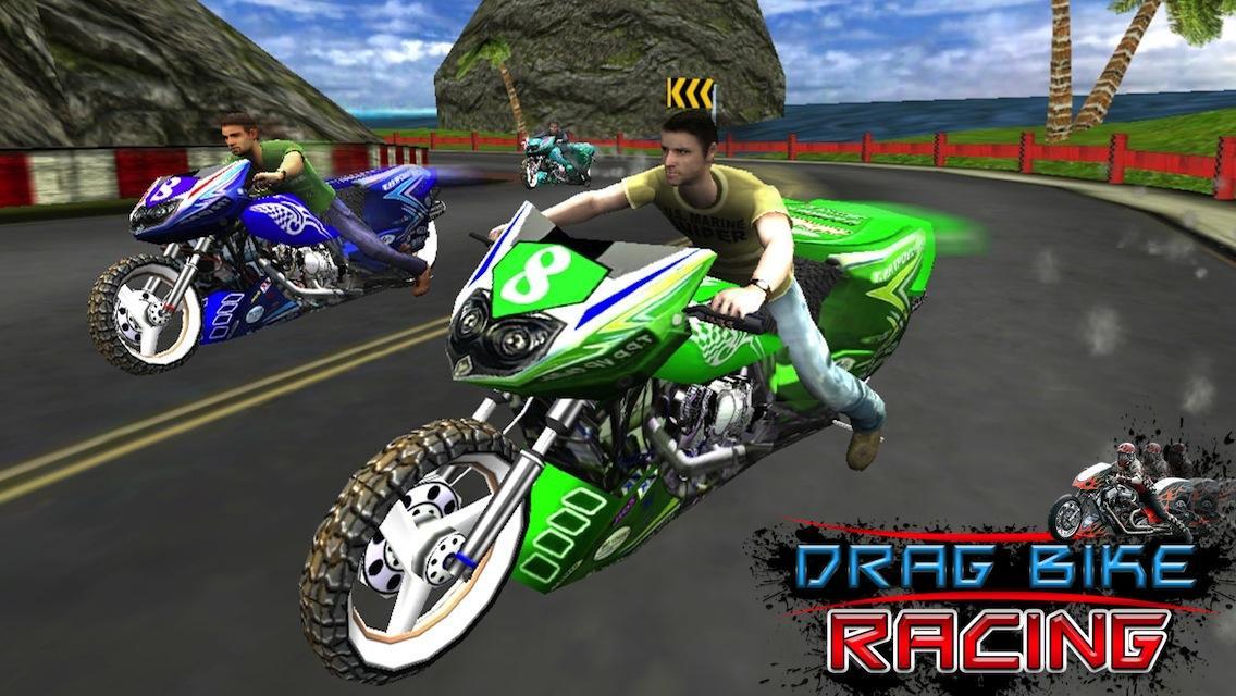 Racing Bike Game Drag Racing Bike