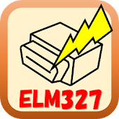ELM327 Calibrate Voltage☆電圧補正