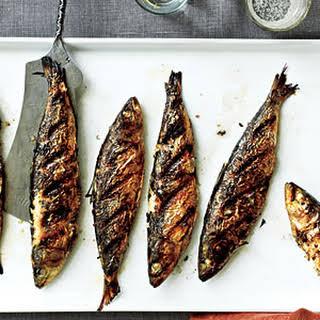 Fresh Sardines Recipes.