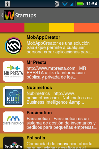Wayra Argentina - screenshot