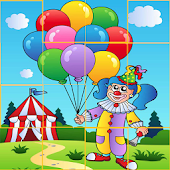 Circus Cartoon Puzzle