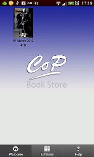 CoP Bookstore- screenshot thumbnail