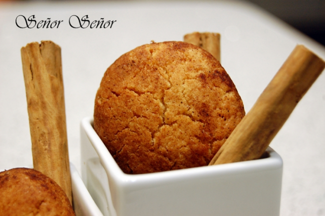 Cinnamon Cookies Recipe