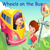 Kids Poem Wheels On The Bus