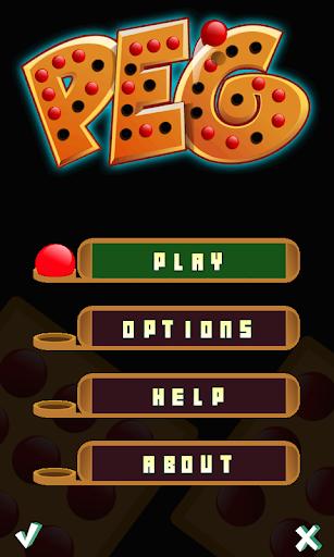 【免費棋類遊戲App】Peg Solitaire-APP點子