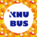 KNU BUS logo