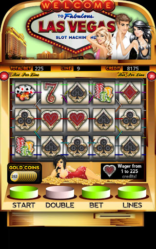 Las Vegas Slot Machine HD Screen Capture 1