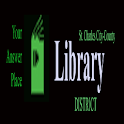St Charles City County Library logo