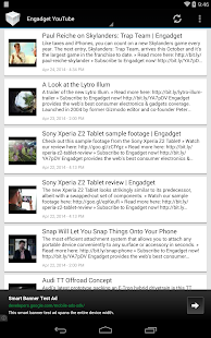 Tech Watch- screenshot thumbnail